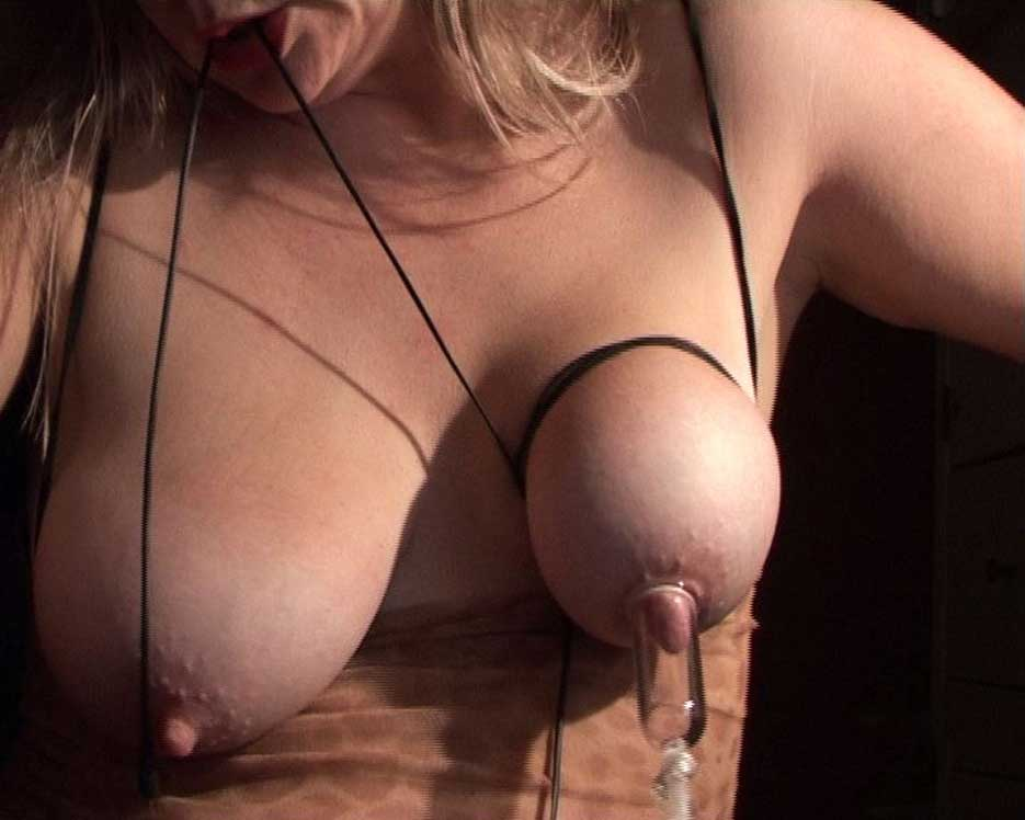 Female domination piercing