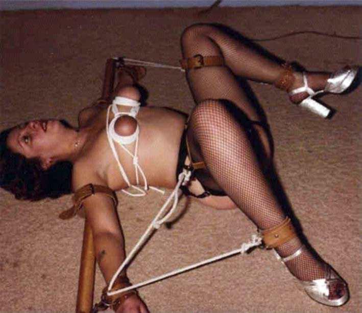 bondage BDSM video komponent