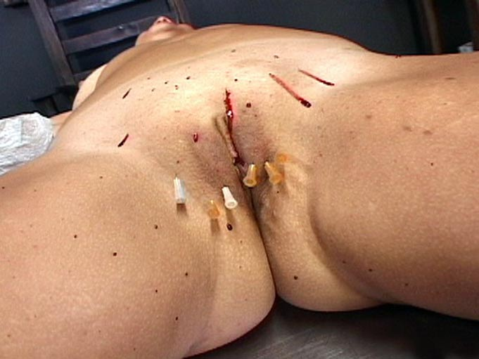 more pics from this website needleplay piercing pussy masochism needle