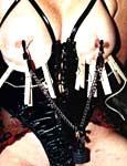 Tits torture.. pic 14